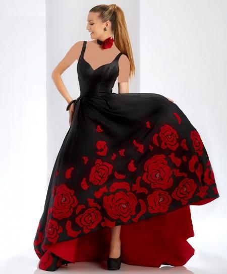 مدل لباس مجلسی بلند زنانه و دخترانه ۲۰۱9