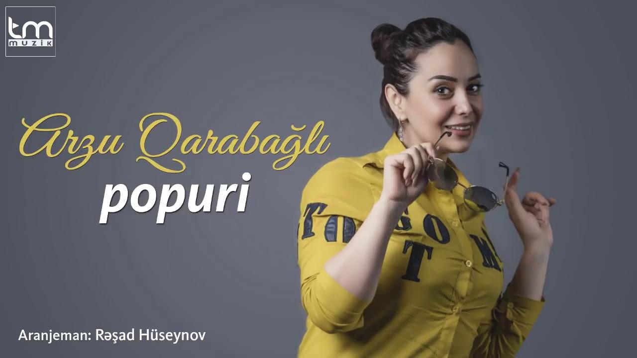 دانلود آهنگ آذری Popuri از Arzu Qarabagli