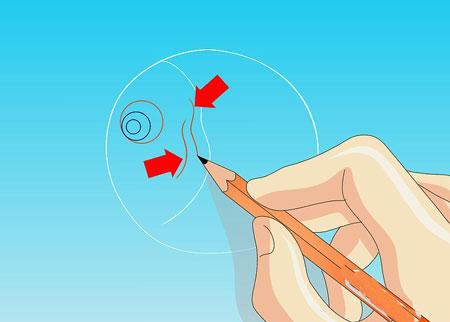 نقاشی ماهی,آموزش کشیدن نقاشی ماهی,نقاشی ماهی کارتونی