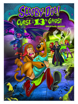دانلود فیلم Scooby Doo And The Curse Of The 13th Ghost 2019