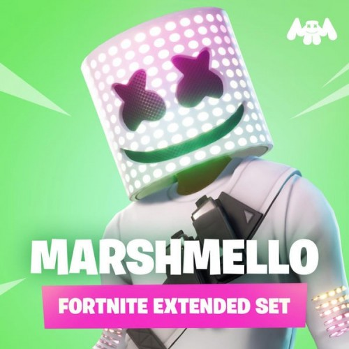 دانلود آلبوم Fortnite Extended Set از Marshmello با کیفیت عالی
