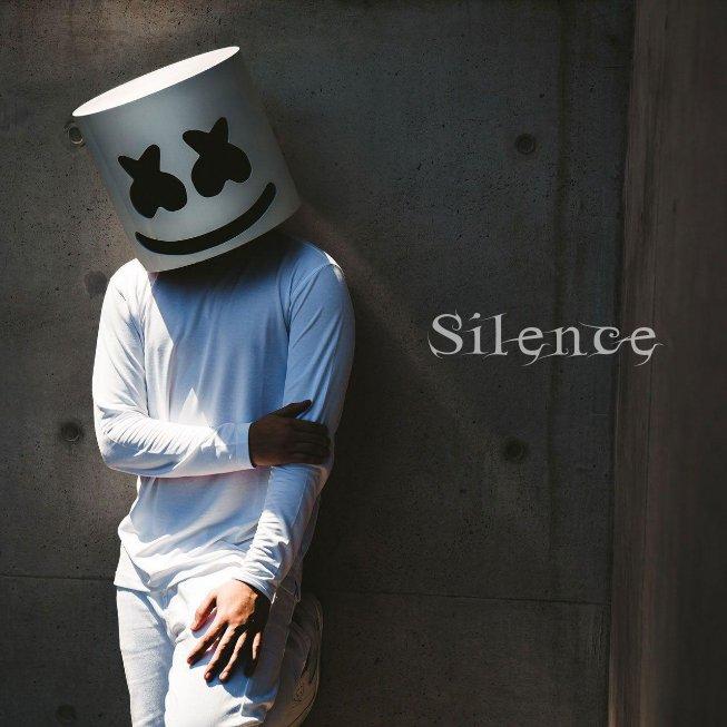 دانلود آهنگ Silence (سکوت) از Marshmello و Khalid با کیفیت 320 + ترجمه