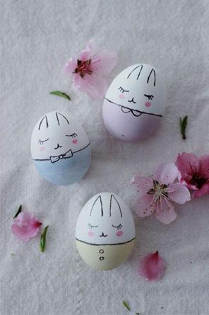 ایدههایی برای رنگ آمیزی تخم مرغ هفت سین