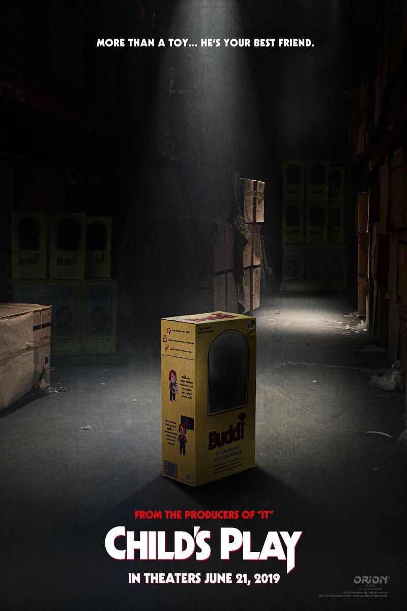 دانلود فیلم ترسناک Childs Play 2019