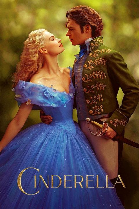 دانلود فیلم Cinderella 2015