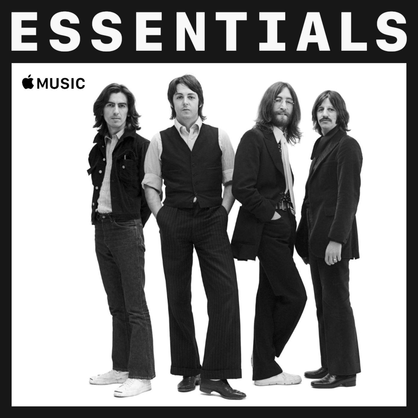 دانلود آلبوم Essentials از گروه The Beatles (بیتلز) با کیفیت عالی