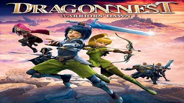 انیمیشن آشیانه اژدها؛جنگجویان سحرخیز-دوبله –2014 Dragon Nest: Warriors' Dawn