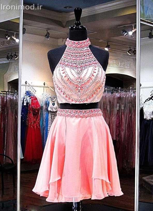 مدل لباس مجلسی 2019 بی نظیر برای خانم های شیک پوش