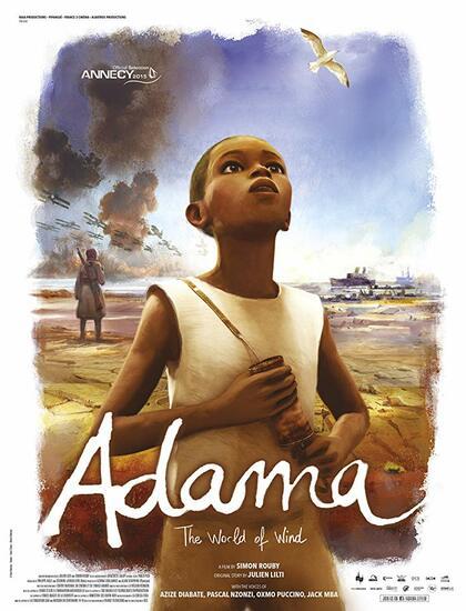 دانلود انیمیشن Adama 2015 دوبله فارسی