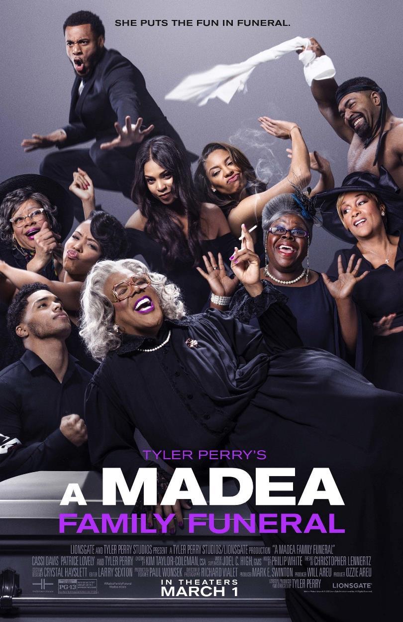 دانلود فیلم جدید A Madea Family Funeral 2019