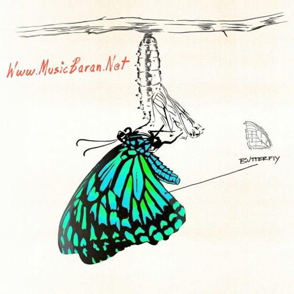 دانلود آهنگ Butterfly از Kehlani کلانی با کیفیت 320 و لینک مستقیم + متن