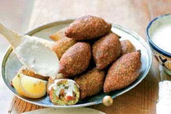 نحوه پخت کباب لبنانی, مواد لازم برای کباب لبنانی