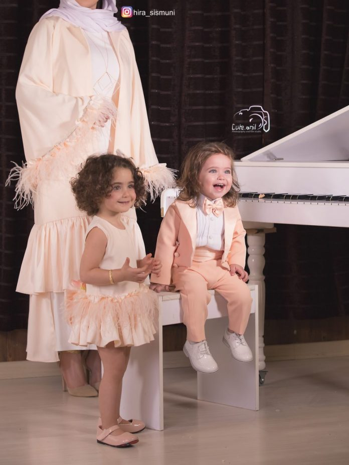 جدیدترین مدل ست مانتوی مادر و دختر