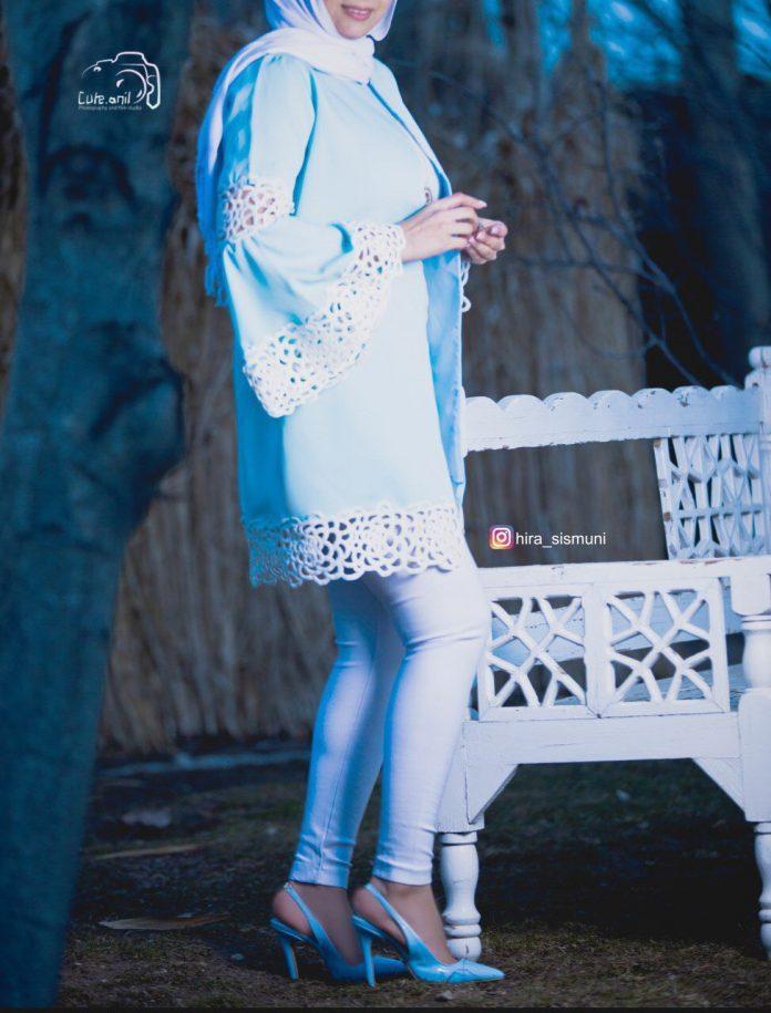 عکس مدل مانتو بهاری سال 98