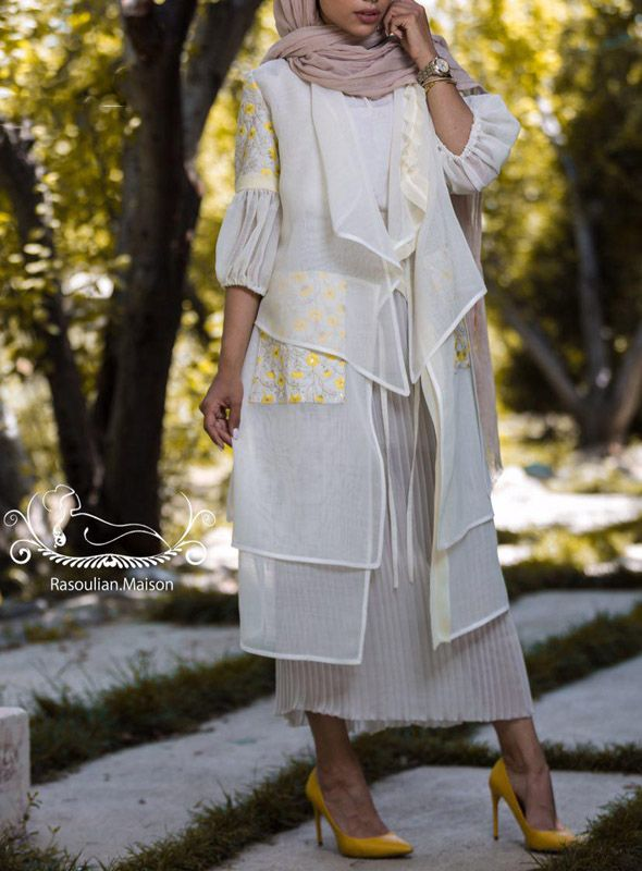 عکس مدل مانتو بهاره دخترانه