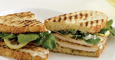 پخت ساندویچ گریل, نحوه درست کردن ساندویچ گریل