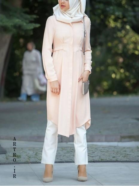 مدل مانتو اسپرت دخترانه ۲۰۱۹