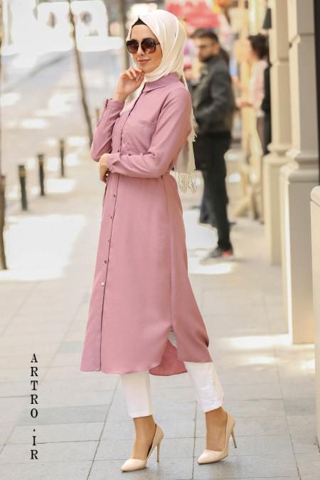 مدل مانتو اسپرت دخترانه بهاره