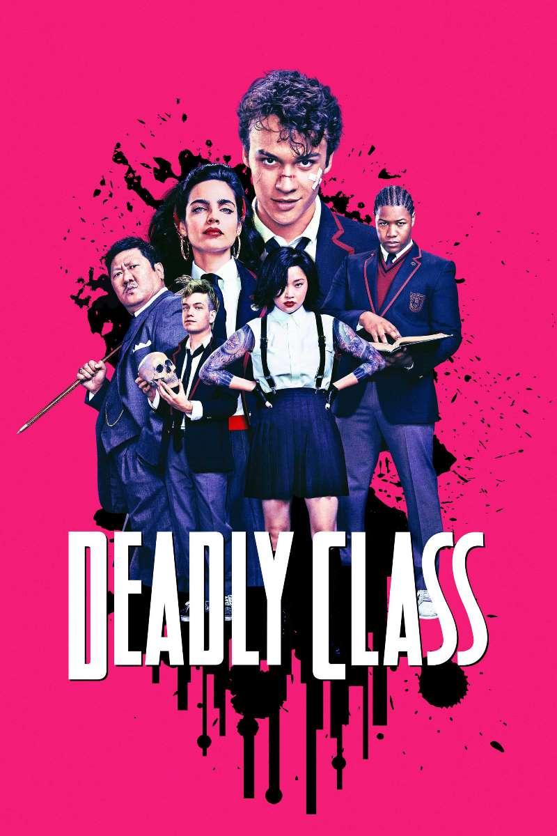 دانلود رایگان سریال Deadly Class