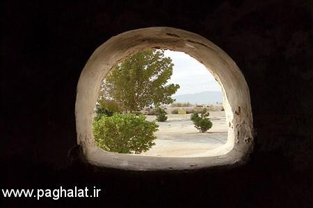 تصاویر از چشمه آبگرم امامزاده بی بی ام الفهمه روستای پاقلات