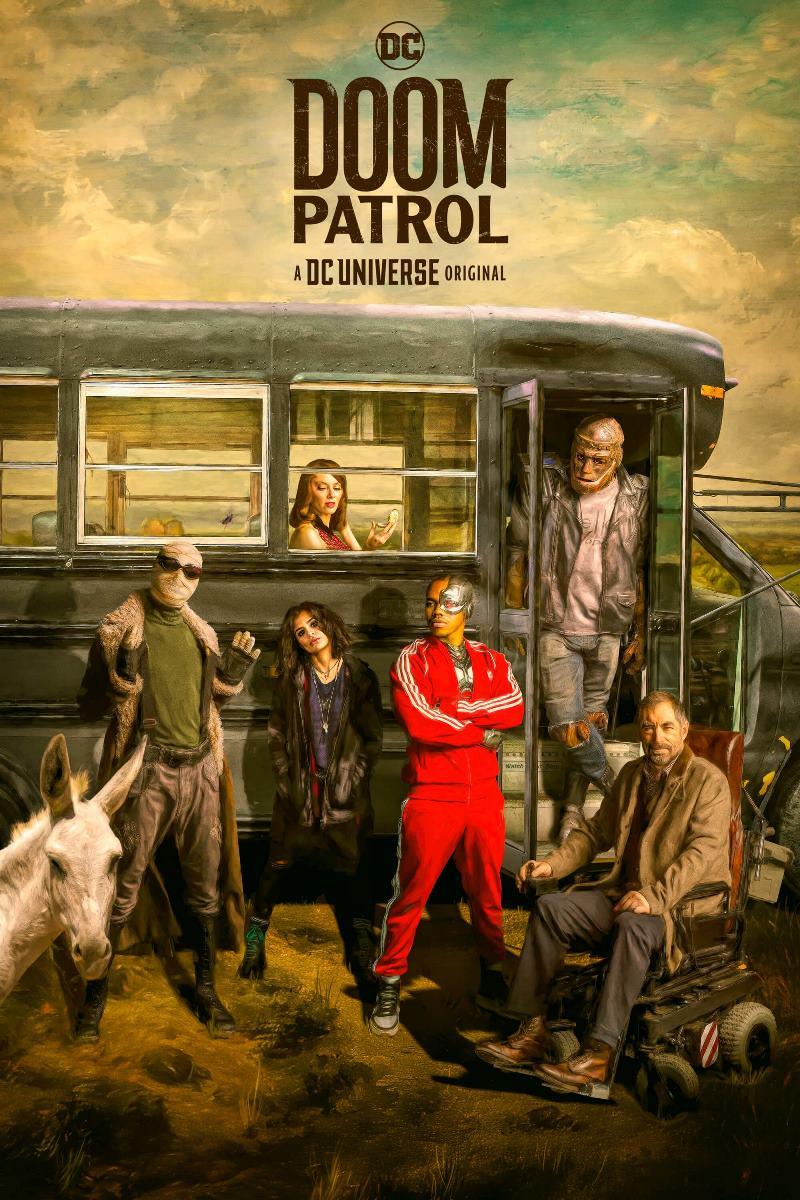 دانلود سریال Doom Patrol رایگان