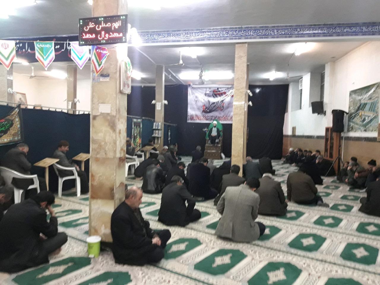 السلام علیک ایتها الصدیقه الشهیده    سخنرانی امام جمعه محترم شهر قهدریجان در مسجد صاحب الزمان درچه به مناسبت ایام فاطمیه
