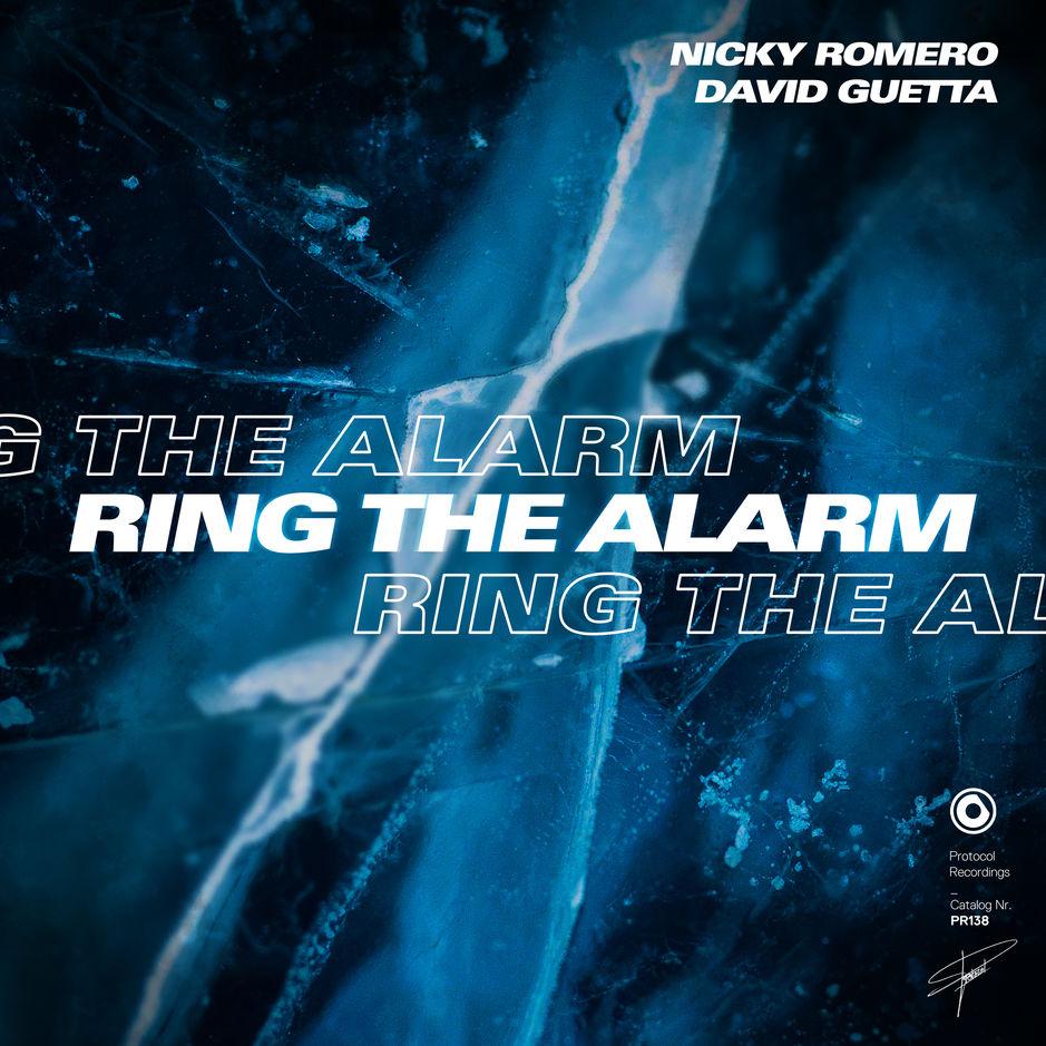 دانلود آهنگ Ring the Alarm دیوید گتا و Nicky Romero با کیفیت 320 + متن
