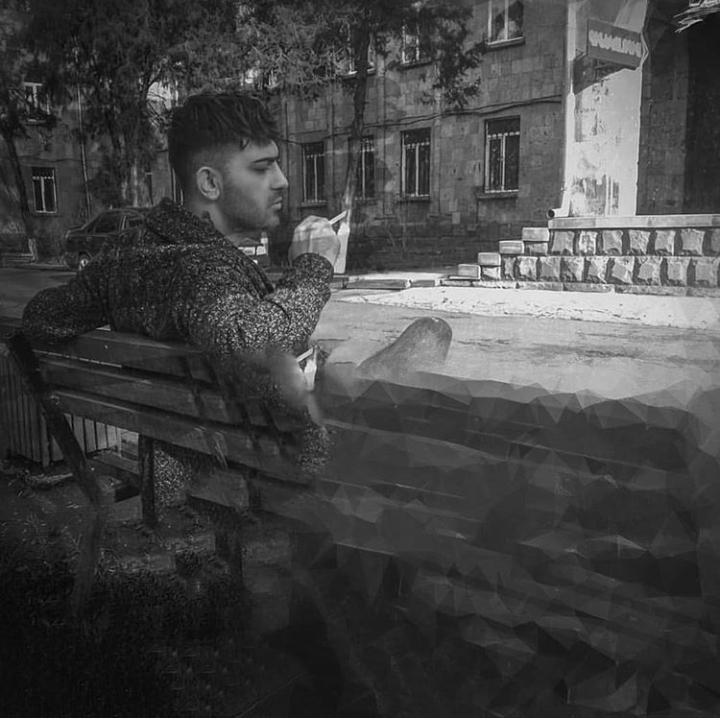 آهنگ امواج درد از علی بابا