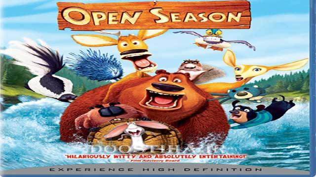 انیمیشن فصل شکار 1-دوبله–2006 Open Season