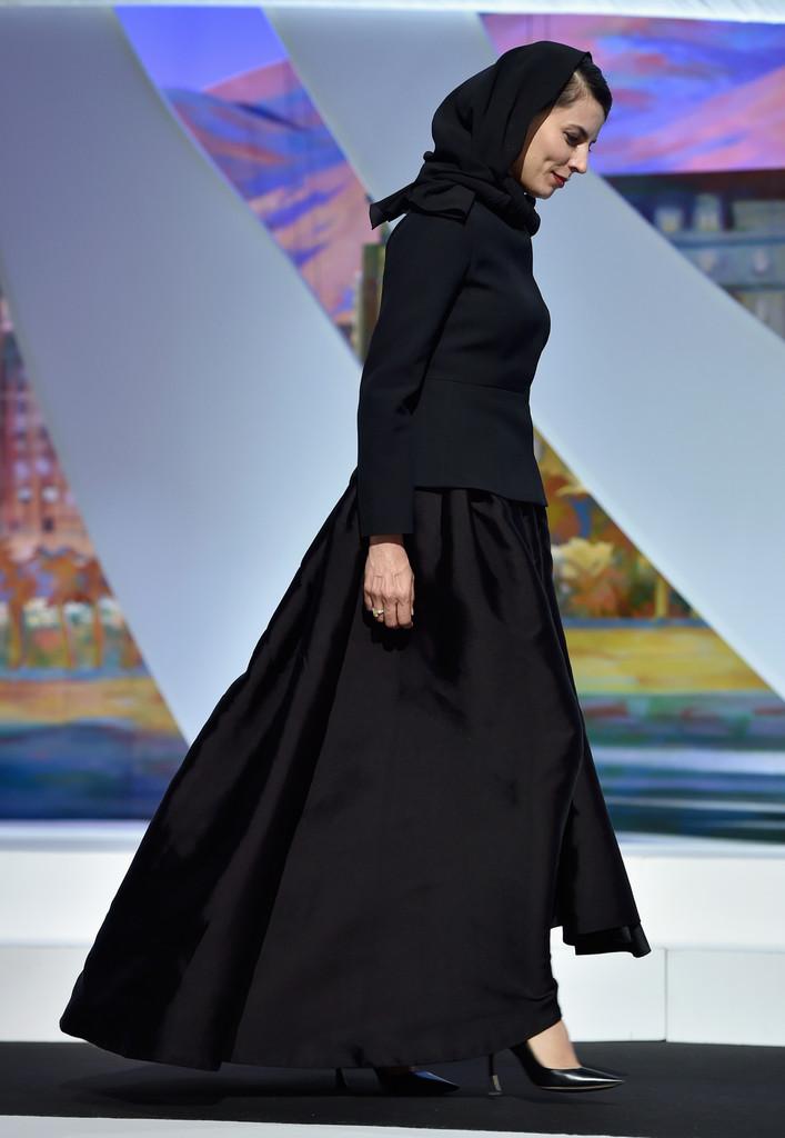 مدل مانتو بازیگران ایرانی در جشنواره فجر
