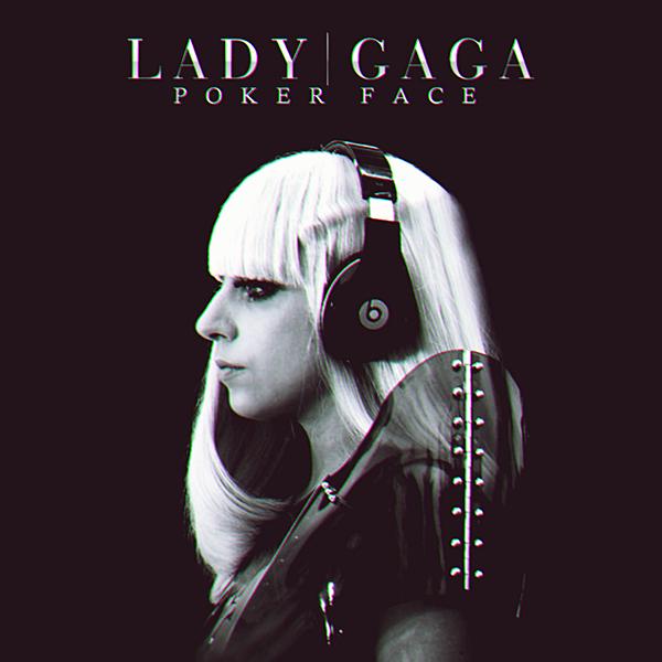 دانلود آهنگ Poker Face (پوکر فیس) لیدی گاگا با کیفیت عالی + ترجمه متن