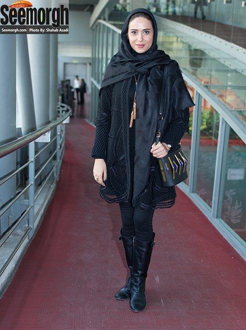 مدل مانتو بازیگران ایرانی در اینستاگرام