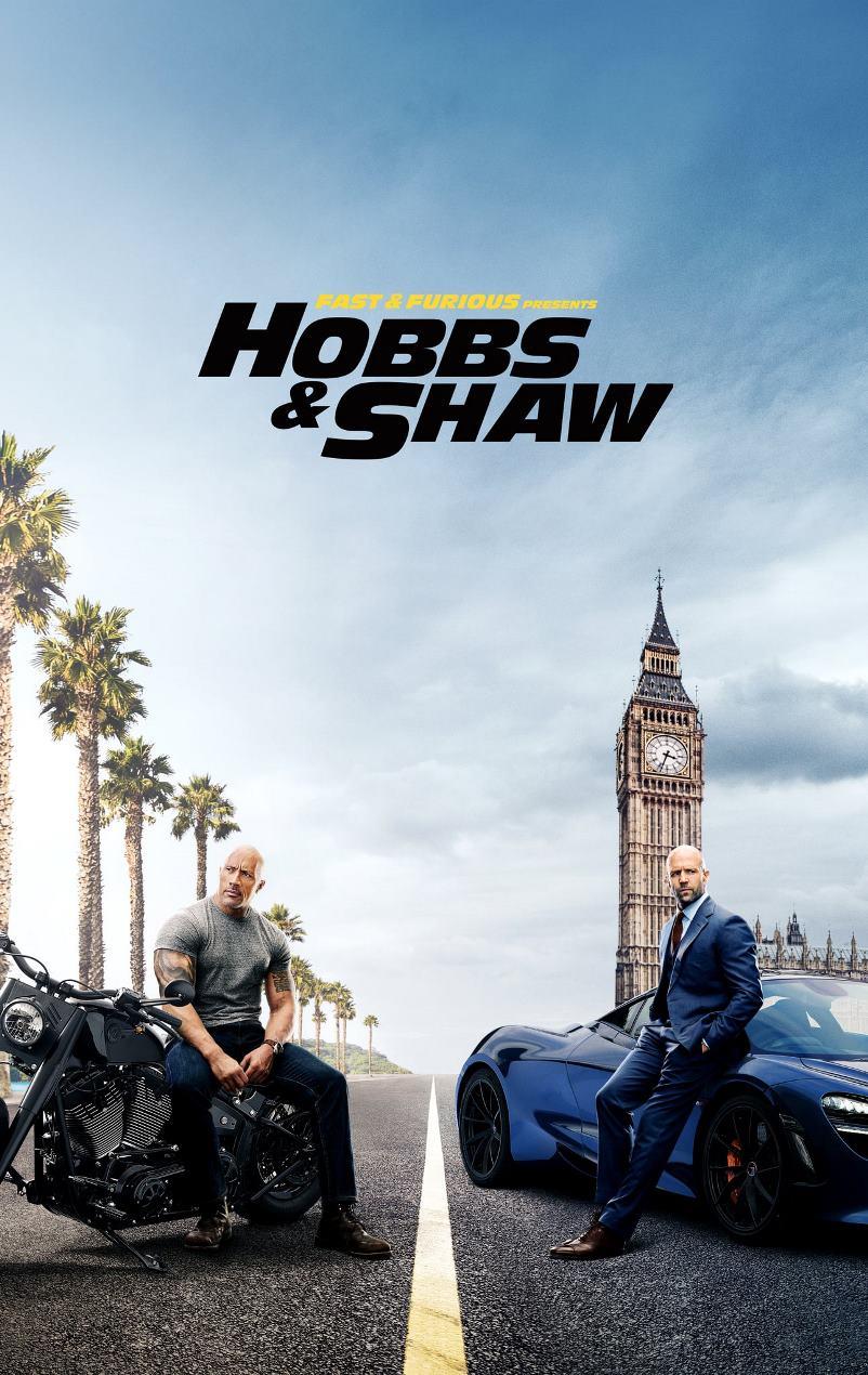 دانلود فیلم Hobbs and Shaw 2019 با لینک مستقیم