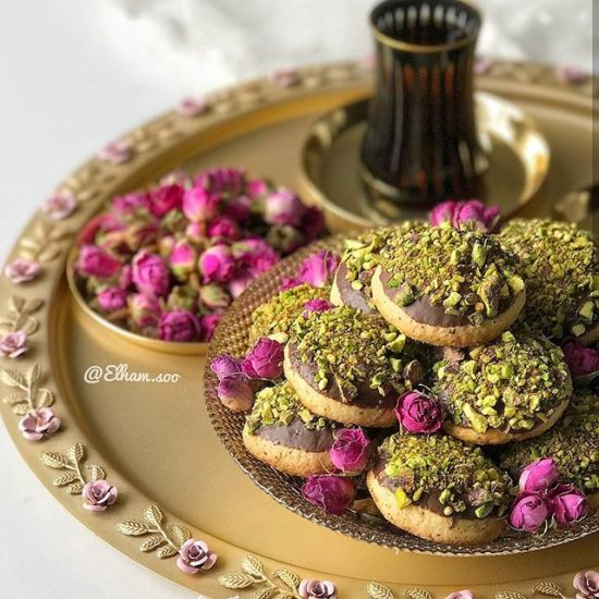 شیرینی پسته ترکیه ای عید