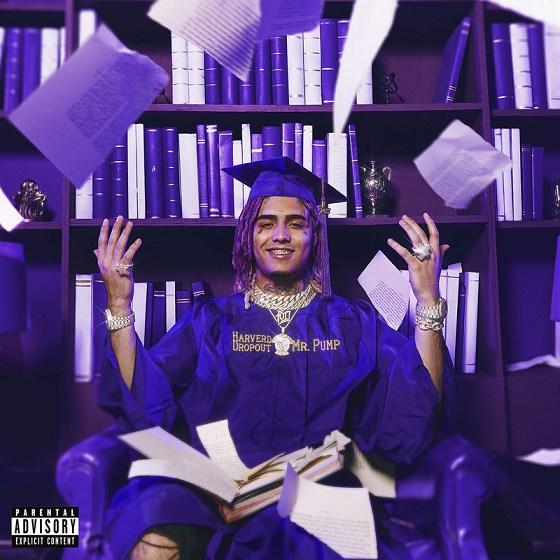 دانلود آلبوم Harverd Dropout از Lil Pump لیل پامپ | با کیفیت ۳۲۰