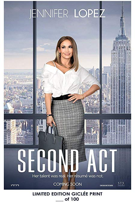 Second Act 2018