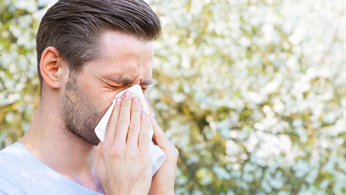 ده عامل اصلي ايجاد حساسيت را بشناسيد