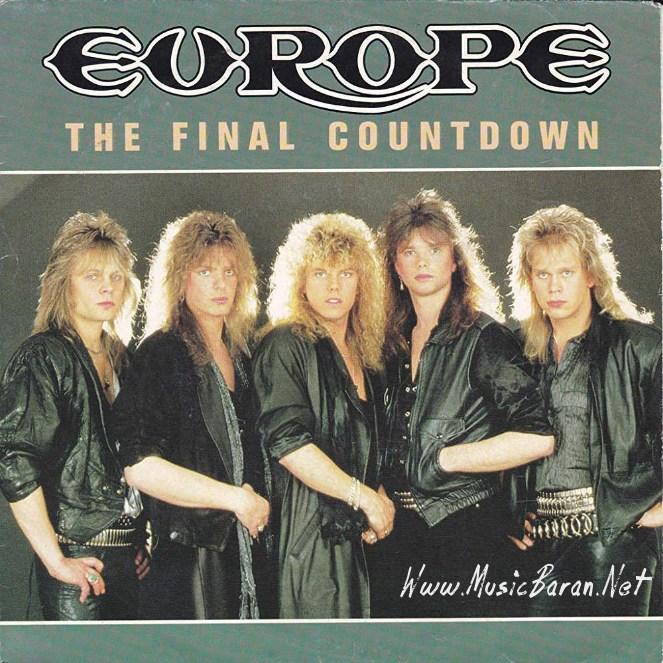دانلود آهنگ The Final Countdown از Europe   با کیفیت 320 + متن و ترجمه