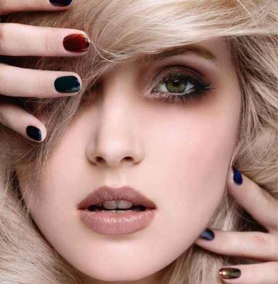 آموزش مرحله ای آرایش صورت