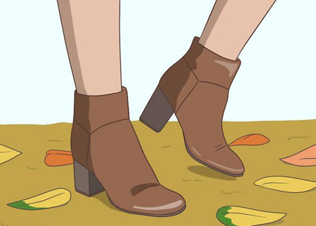 اصول لباس پوشیدن در پاییز,راهنمای لباس پوشیدن در پاییز