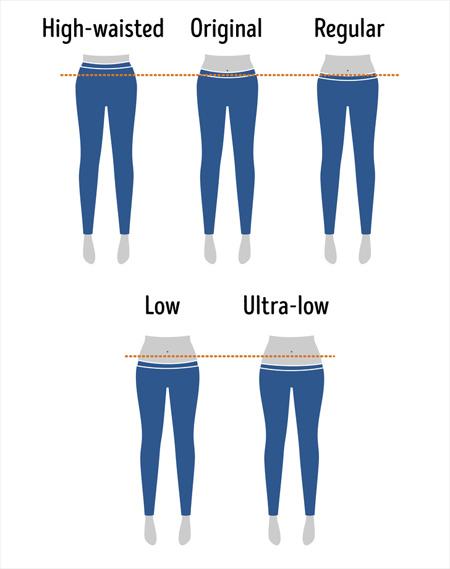 شلوار جین مناسب,مناسب ترین مدل شلوار جین