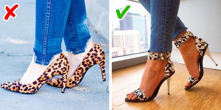 اصول انتخاب کفش,اصولی برای انتخاب کفش
