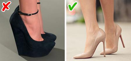 نکاتی در انتخاب کفش,اصول انتخاب کفش