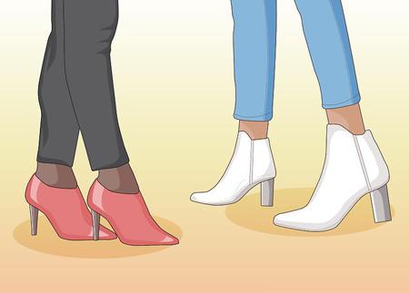 انتخاب اکسسوری های مناسب,انتخاب درست لباس ها