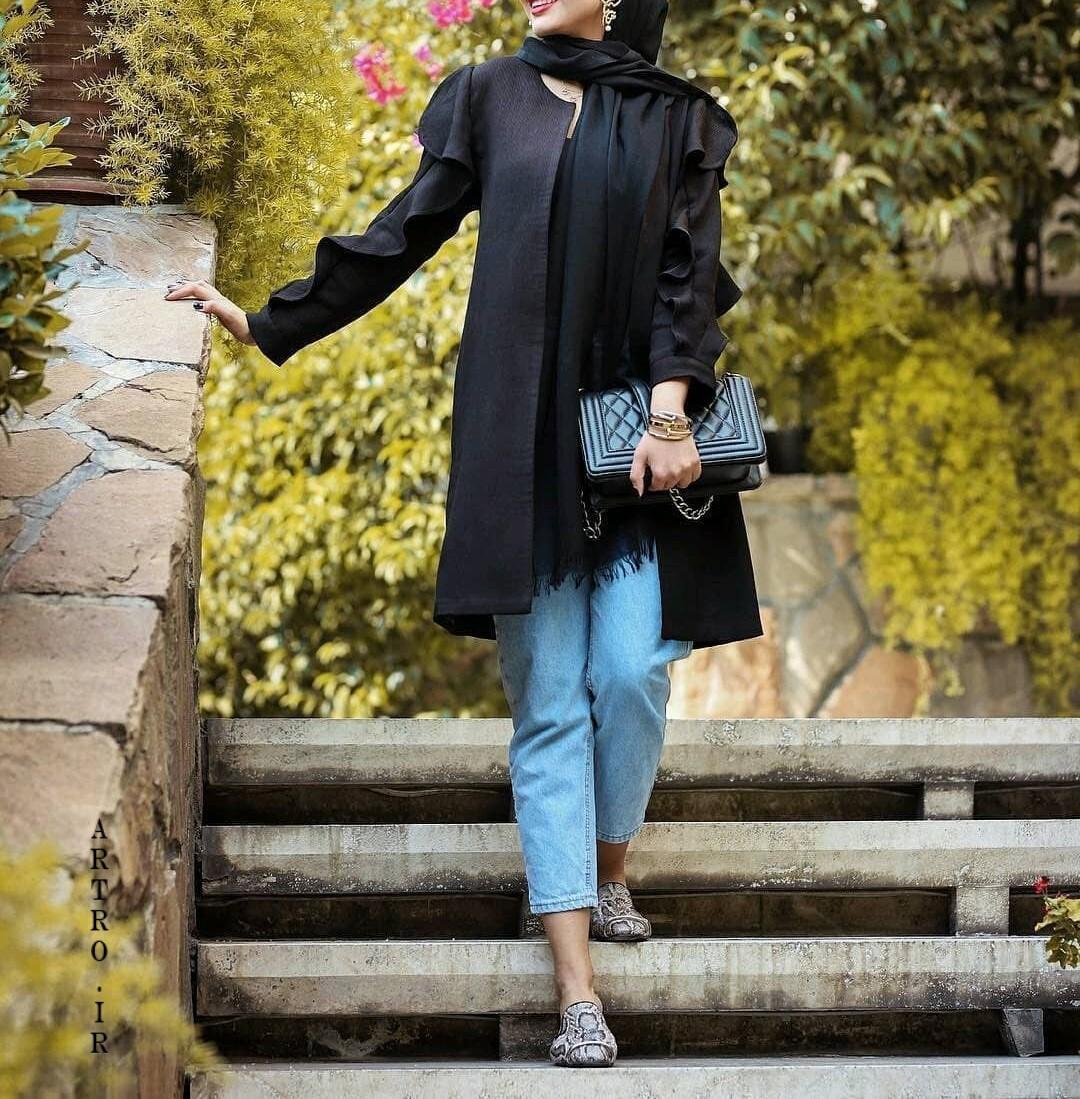 مدل مانتو 2019 عید بهار
