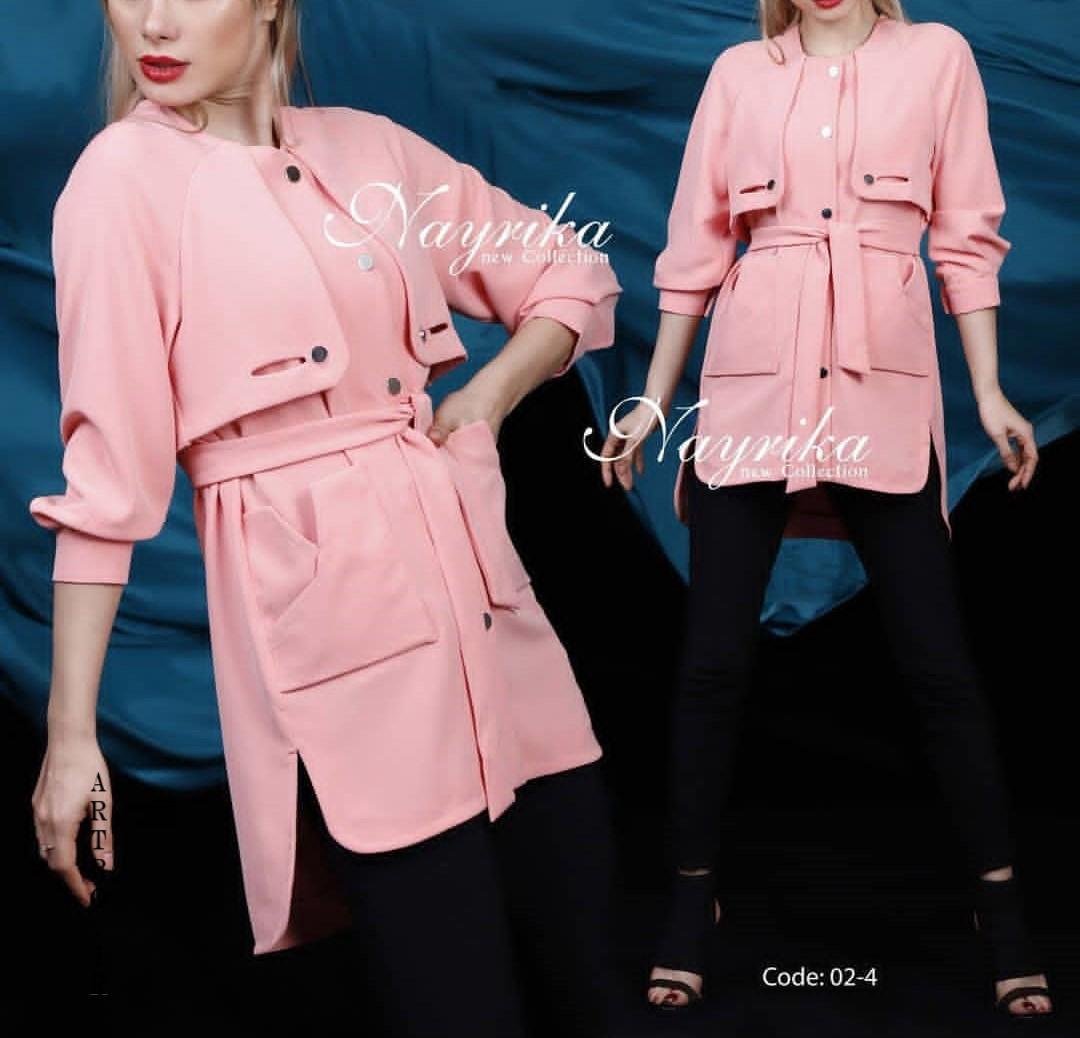 مدل مانتو دخترانه ترک جدید