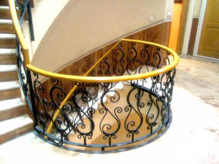 جدیدترین مدل نرده, طرح های مدل نرده های فلزی