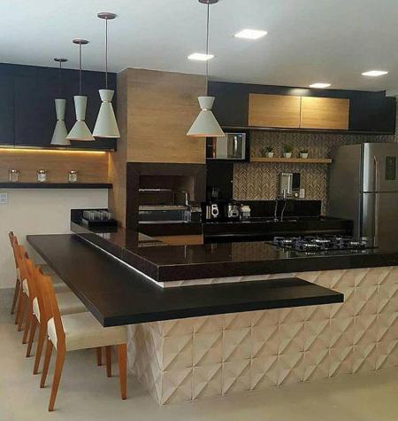 دکوراسیون آشپزخانه های مدرن, آشپزخانه های کلاسیک