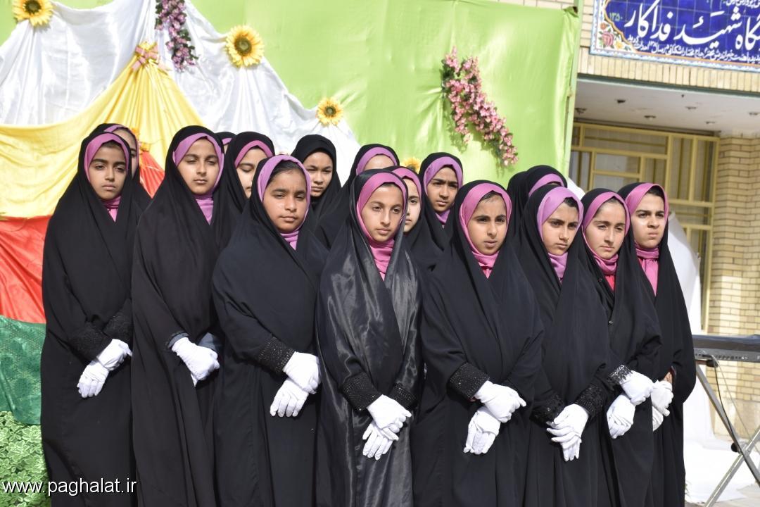 گزارش تصویری از جشن میلاد حضرت فاطمه الزهرا (س)