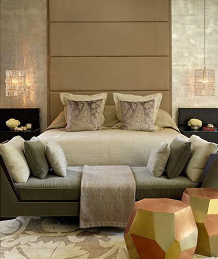 ایده هایی برای نورهای اتاق خواب,انتخاب نور مناسب اتاق خواب
